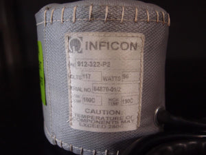 Inficon Heater Jacket 912-322-P2 (3341)
