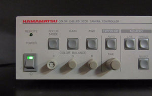 Hamamatsu Color Chilled 3CCD Camera Controller C5810 (3490)