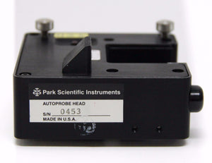 Park Scientific Instruments Autoprobe Head for AFM & STM Demo Inventory (4286)