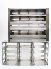 Argos & Nalgene Freezer Racks Plus Drawers LOT OF 20 Racks 6189