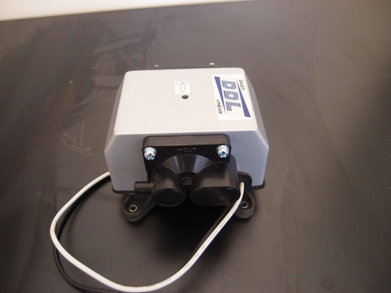 Gast Ddl 15b Linear Vacuum Pump 3 Available In Original Boxes New Oilless Wire Diagram