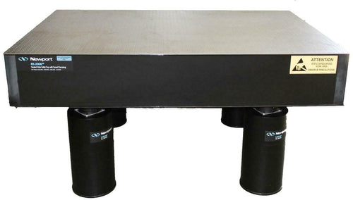 Newport RS2000-46-12 Sealed Hole Table Top w Tuned Damping & SL Series Legs 5665