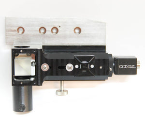 Sony Color Camera CCD 100593 w/ Veeco Bruker Assembly Right Dove Tail (5587)