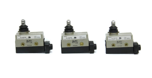 Omron ZC-N2155 Limit Switch Lot of 3 (5092)