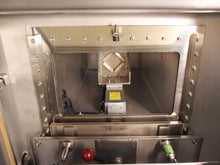 Glove box Isolator with AnteChamber & Specialized Vacuum Elevator, Stainless