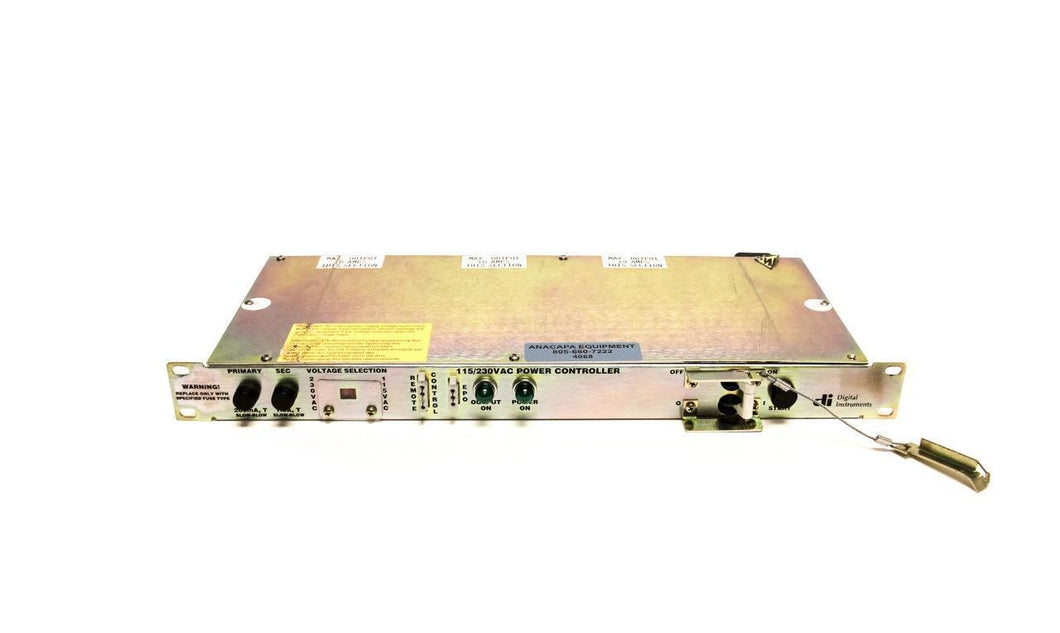 Eaton Pulizzi Z-Line 115/230VAC Power Controller Distribution Unit TPC2104 (4068