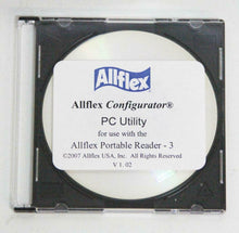 Allwell RS601-3 ISO Compatible RFID Portable Reader-3 w/ Charger LOT OF 2 (6557)