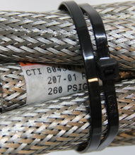 CTI Cryogenics 8043074G120 207-01 R SS Hose 260PSIG 10 Ft Lot of 2 (3948)