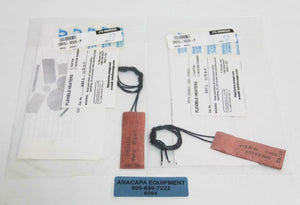 Omega SRFG-103/5-P Flexible Silicon Rubber Heater NEW LOT OF 2 (6594)