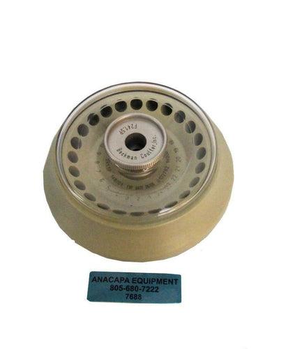 Beckman Coulter F241.5P Fixed Angle Rotor for Microfuge 18 Centrifuge (7688) W