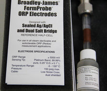 Broadley-James Corp F-915-B130-DH 130mm T-Pull Redox Fermprobe (6342)