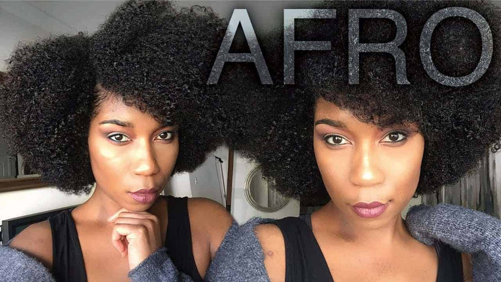 Naptural85 Short Fro!  Get this look!