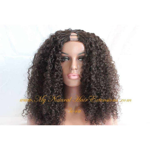 kinky curly wigs for natural hair -