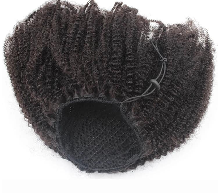 Afro Kinky Ponytail - .