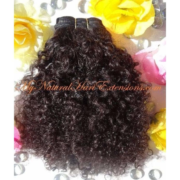 Kinky Curly Bundle - .