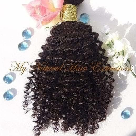 Kinky Curly Crochet Hair - .