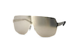 Load image into Gallery viewer, Unisex Pinhole Oversized Metal Flat Faced Fashionable Aviator Glasses