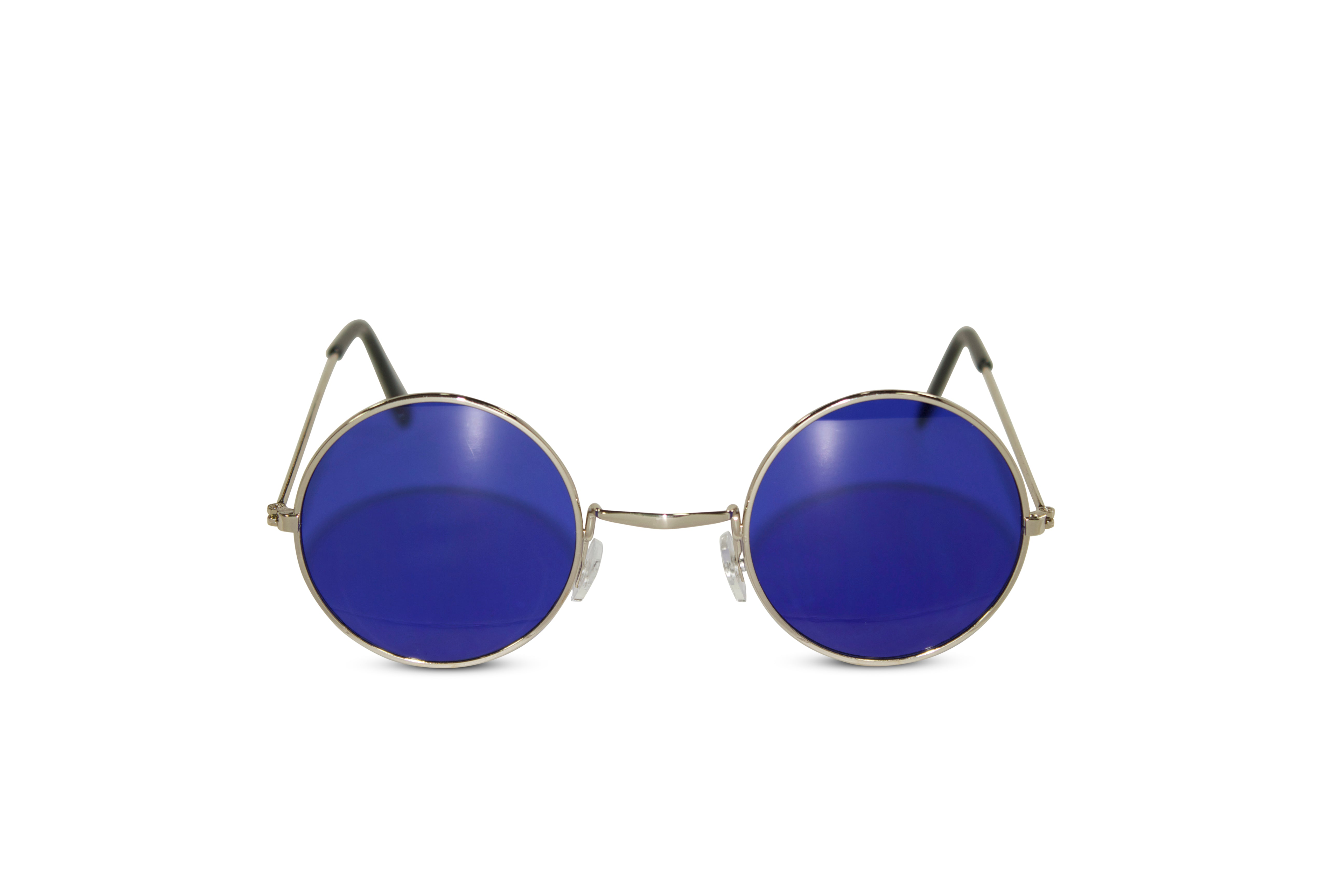John Lennon Round Party Sunglasses with Various Colored Lens
