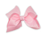 Load image into Gallery viewer, Pink Series - Large Jumbo Bow Tie Alligator Hair Clip