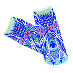 Load image into Gallery viewer, Neon 3D Graphic Printed Low Cut Ankle Socks - Neon Nation