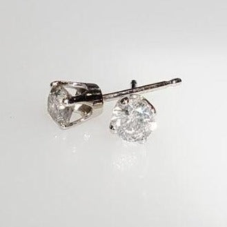 """Special Purchase"" .50ctw Diamond Stud Earrings"