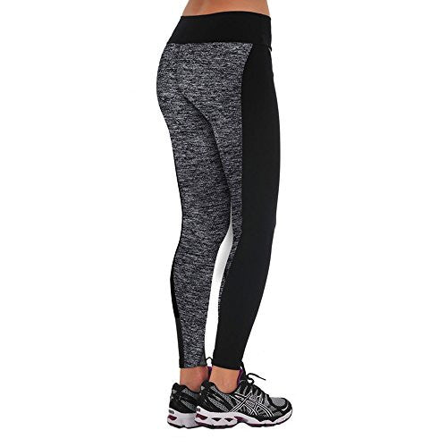 Womens Leggings Pants for Yoga, Workout, Running, Crossfit - Black, Grey ? - Pop Fashion