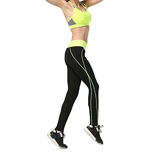 Womens Leggings Workout Pants for Yoga, Sports, Running, Gym, Crossfit, Zumba - Pop Fashion