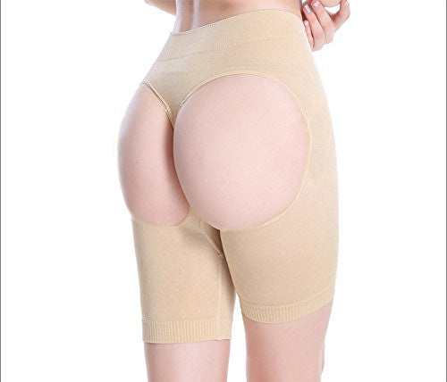 Women's Seamless Stretch Fit Butt Lifter & Thigh Slimmer - Pop Fashion