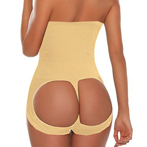 Women's Seamless Stretch Fit Butt Lifter & Waist Slimmer - Pop Fashion