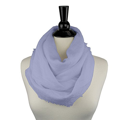 Pop Fashion Womens Soft Lightweight Solid Color Floral Evening Wrap Shawl Scarf - Pop Fashion
