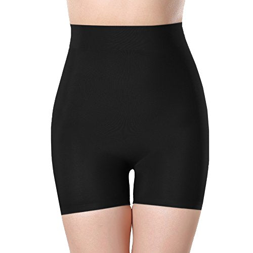 Women Shapewear Sexy Boy Shorts Underwear Butt Lifter Body Shaper Padded Pant...