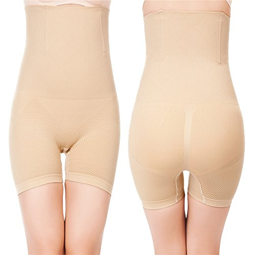 5f6c443c73 Pop Fashion Womens Shapewear Bodysuit High Waist Tummy Control with Butt  Compression Shorts - Pop Fashion