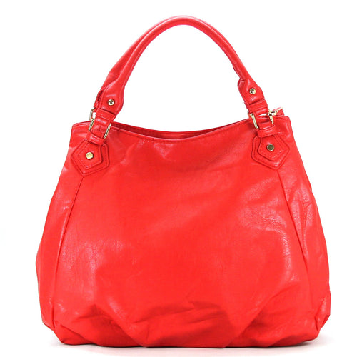 Casual Slack Purse Handbag Tote Bag - Strawberry