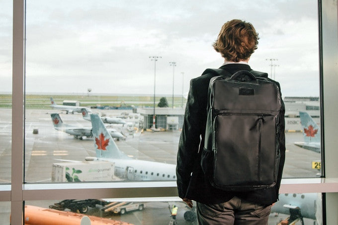 Progo launches it's first travel backpack in Kickstarter
