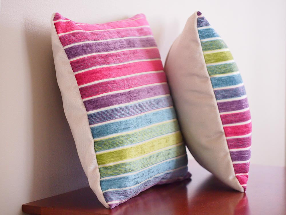 Rainbow Pillows