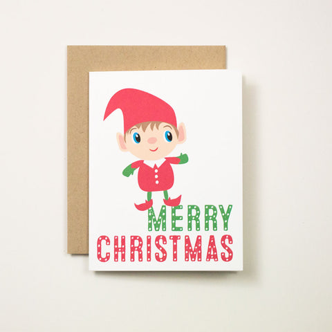 Holiday Characters Greeting Card Set