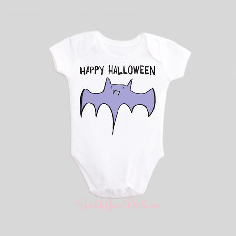 Happy Halloween Bat Shirt