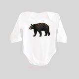 Bear Shirt Long Sleeve