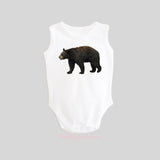 Bear Shirt Sleeveless Tank