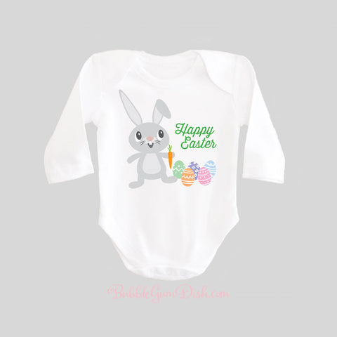 Happy Easter Baby Bodysuit