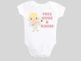 Cupid Valentine's Day Baby Bodysuit