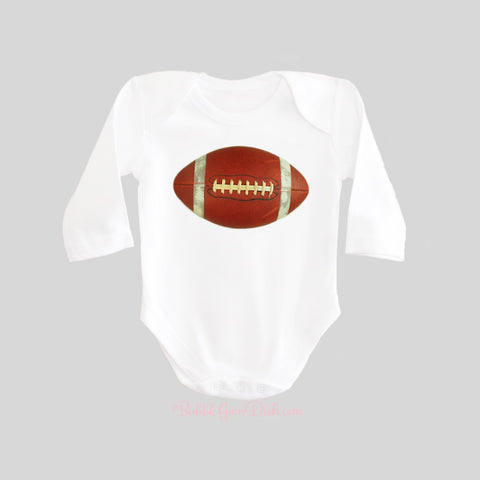 Football Shirt Long Sleeves
