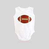Football Shirt Sleeveless Tank