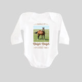 Quarter Horse Bodysuit by BubbleGumDish.com