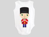 Toy Soldier Baby Bodysuit