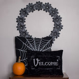 Velcome Halloween Pillow