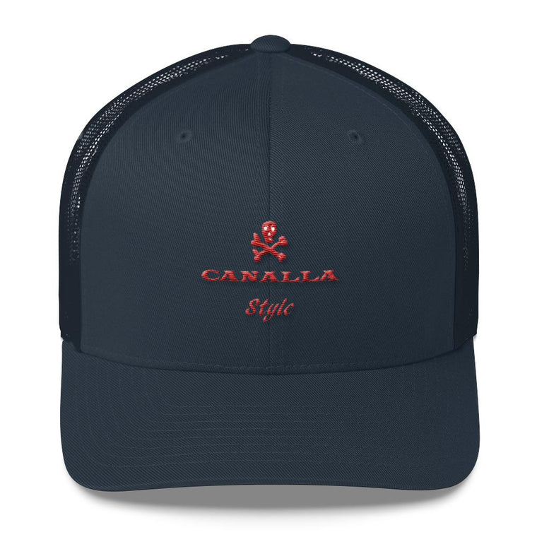 Gorra Blood Canalla