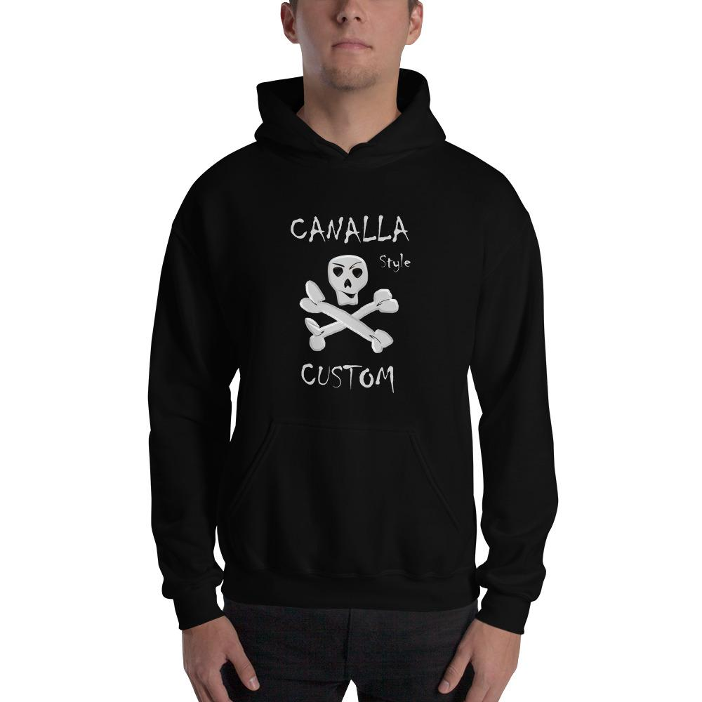 Hooded Sweatshirt Canalla Custom