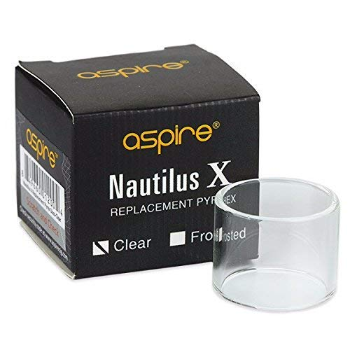 Aspire Nautilus X Glass