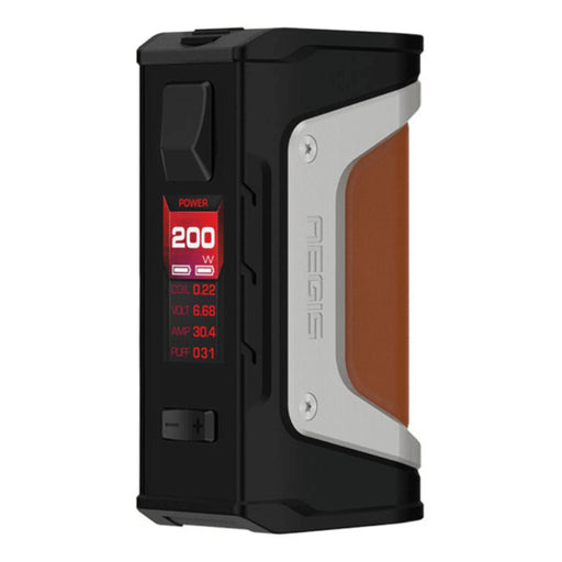 GeekVape Aegis Legend Mod 200W (With 2x Samsung 25R Batteries)